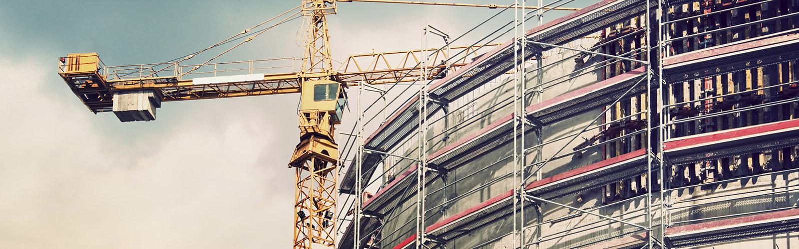 Reti e fili per l'edilizia